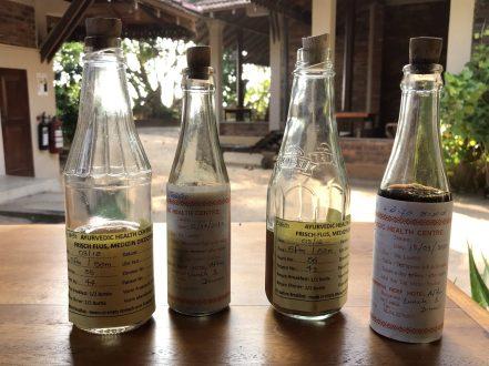 Medizin in Trinkbarer Form