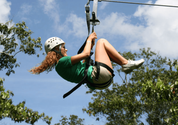 Photo from ziplinejamaica.com