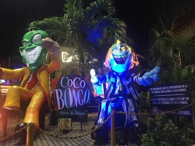 CoCo Bongo, Cancun