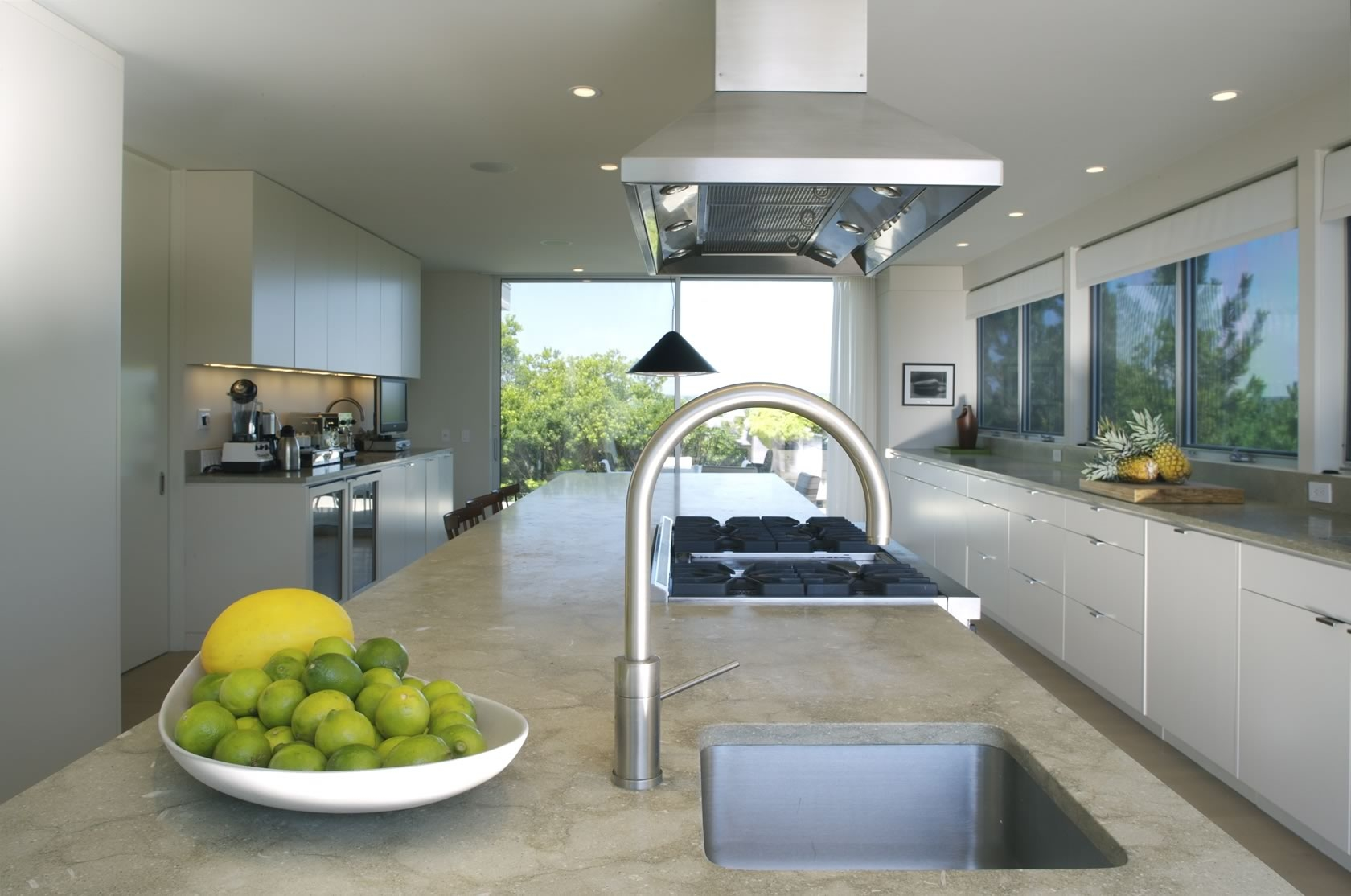 Kitchen Spaces Stelle Lomont Rouhani Architects