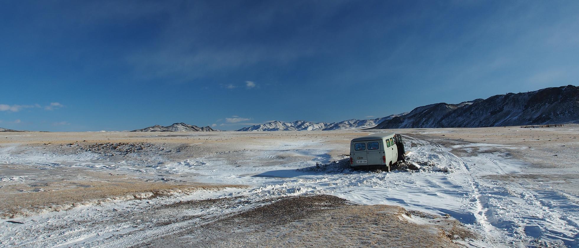 Mongolië, één groot avontuur!