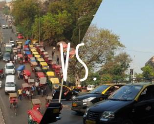 Delhi Vs. Mumbai