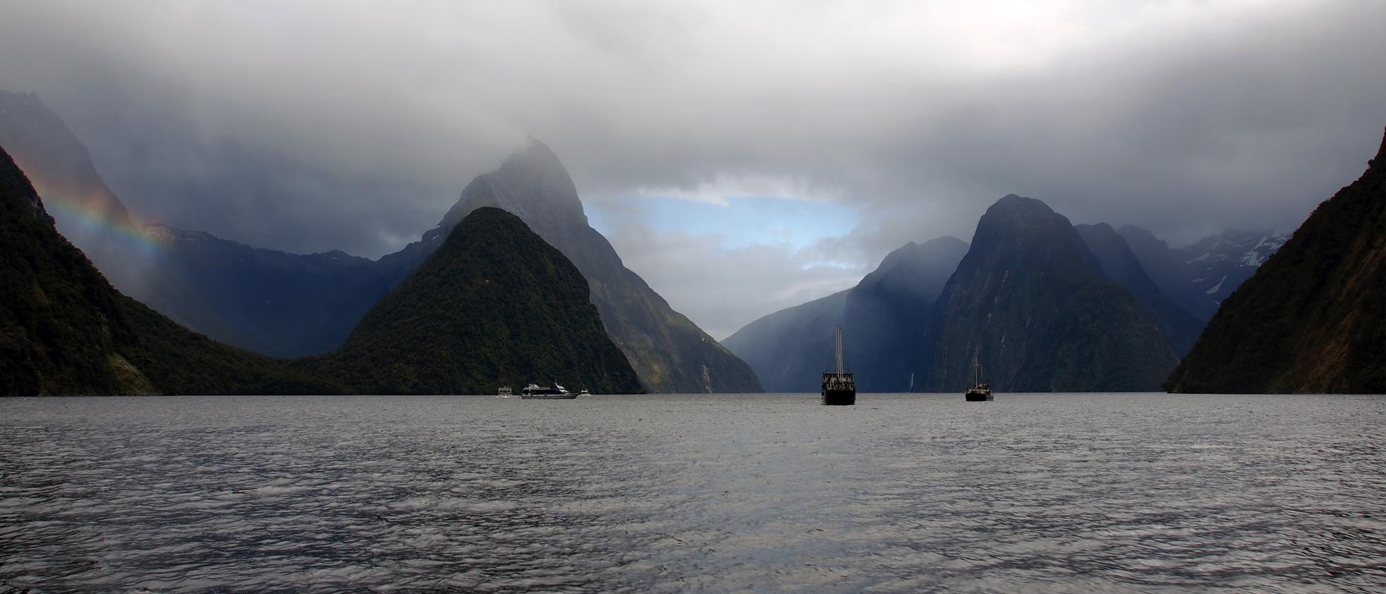 Nieuws uit Nieuw-Zeeland part III: Oost, west, Zuid best
