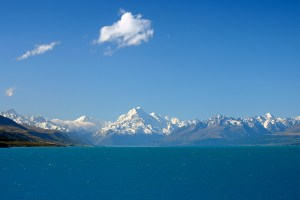 2 Lake Pukaki Mount Cook