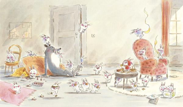 Illustration Annick Masson