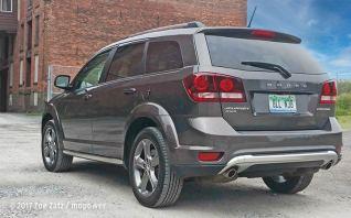 2009 to 2020 Dodge Journey: platform-sharing bargain crossover