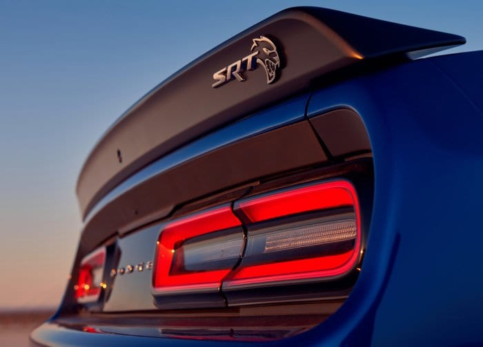 2021 Dodge Challenger SRT Hellcat Widebody -