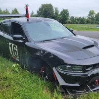 The Real Story on the Hellcat Charger with the Broken Wheel