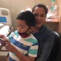 PierceIslan Macapanas from Philippnes Came India Treatment by Global Stem Cell Care