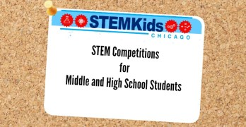 2018 STEM Competitions for Students
