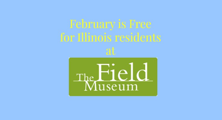 Chicago's Field Museum free days in February