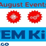 August STEM Adventures in Chicago