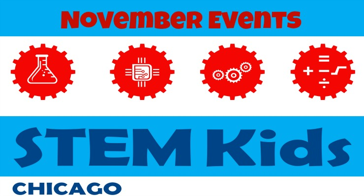November Chicago STEM Adventures