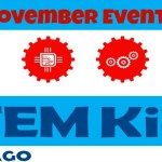 November STEM Events in Chicago