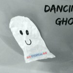 Dancing Ghost Powered by Magic or Science?