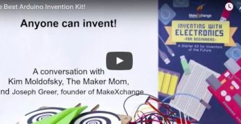 Great Arduino Kit from Chicago-based MakeXchange