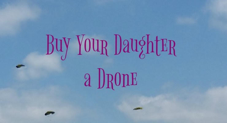Girls and Drones in Chicago