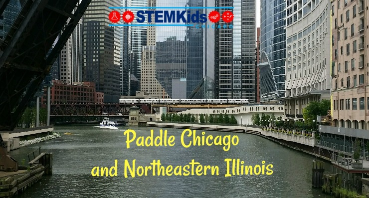 Where to paddle on the Chicago River and in Northeast Illinois 2017