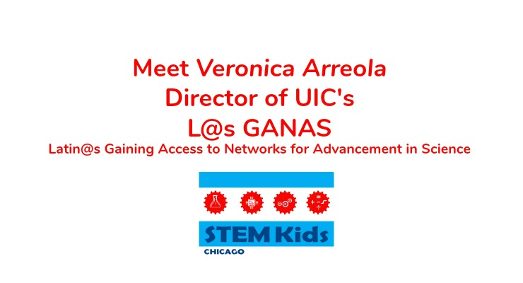 Meet Veronica Arreola, Director of the new Las GANAS Center at the University of Illinois at Chicago