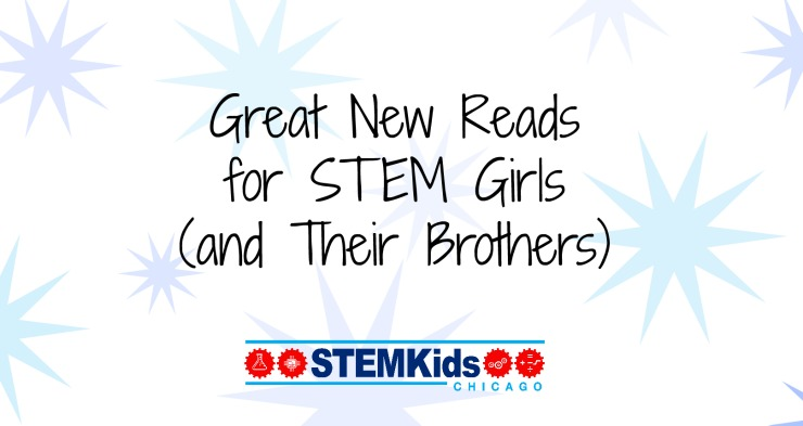 Great Books and More for STEM Girls