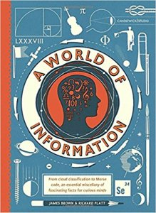World of Information Reference Book for Kids