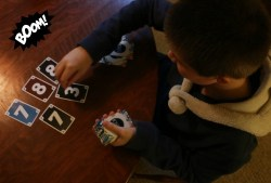 Zero: a family card game