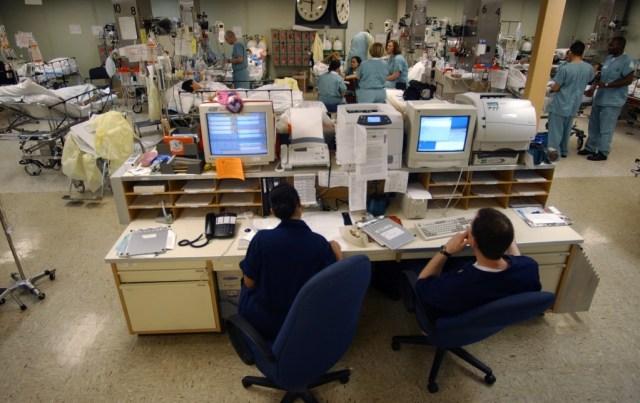 Navy ICU in Baghdad (CC Wikipedia)