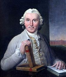 Dr James Lind Wikimedia commons