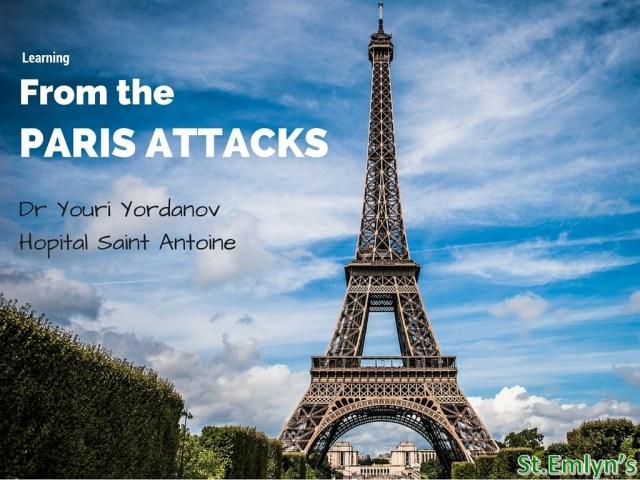 Paris attacks St.Emlyn's