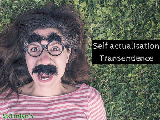 Self actualisation&Transendence(2)