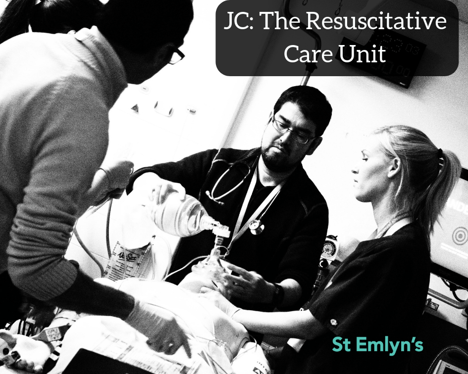 resuscitative care unit RCU