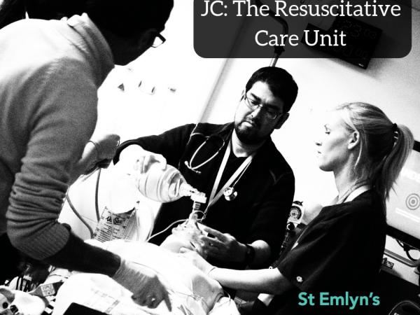 resuscitative care unit RCU
