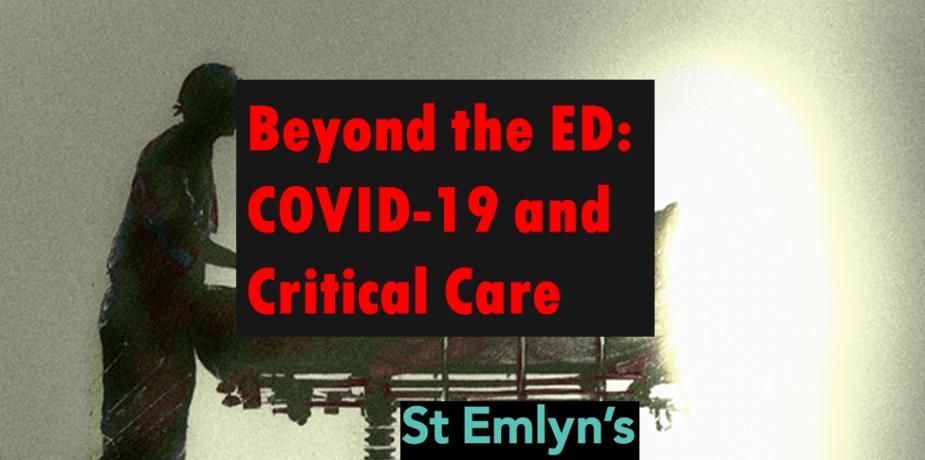 COVID-19 and critical care