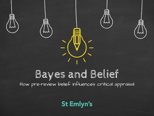 Bayes belief and bias