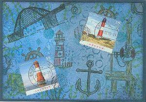 2014-07-169 mail art leuchttürme