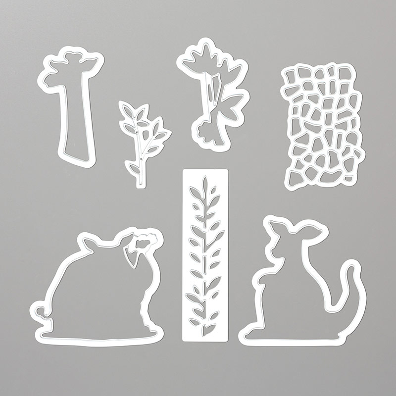Animal Friends Dies von Stampin' Up!