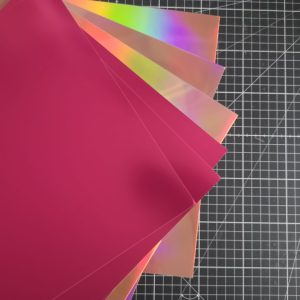 Metallic Folienpapier