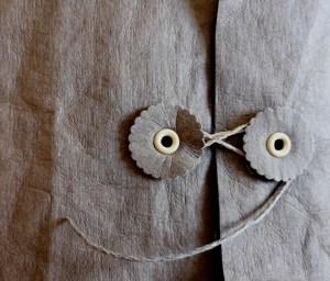 button string