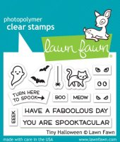lawn fawn - tiny halloween