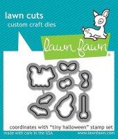 lawn fawn - tiny halloween - dies