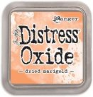 distress oxide ink - dried marigold