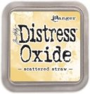 scattered straw - distress oxide ink