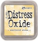 distress oxide ink scattered straw