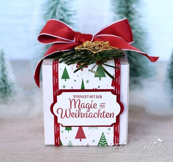 Verpackt mit der Magie von Weihnachten-Stampin Up-Weihnachten-Verpackung-Stempelzimmer-