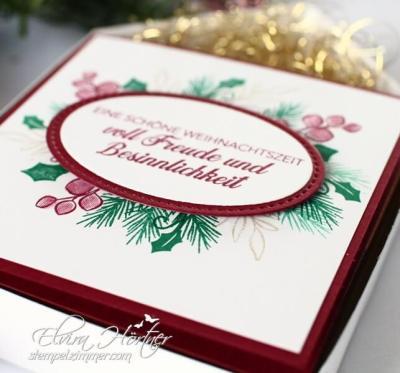 Besinnlicher Advent-voll Freude und Besinnlichkeit-Karte-Stampin Up-Stempelzimmer-Blog-Oesterreich