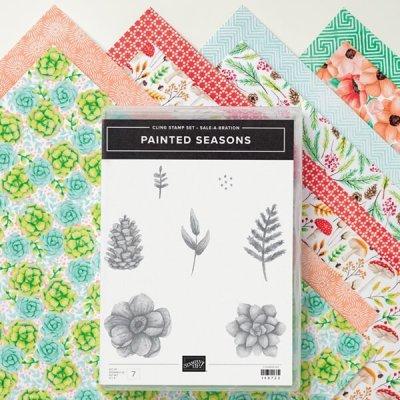 Produktpaket Painted Seasons