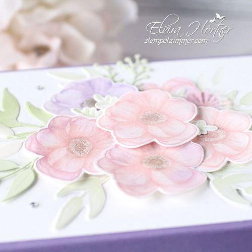 Painted Seasons-zweifarbige Blueten-Puderrosa-Heidebluete-Stampin' Up!-Blog-Stempelzimmer