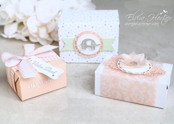 Perfekte Päckchen-eine Stanzform-drei unterschiedliche Größen-Babybox-Elefantastisch-Stampin' Up!-Blog-Österreich-Elviras Stempelzimmer