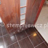 montaż drzwi w łazience bolesławiec