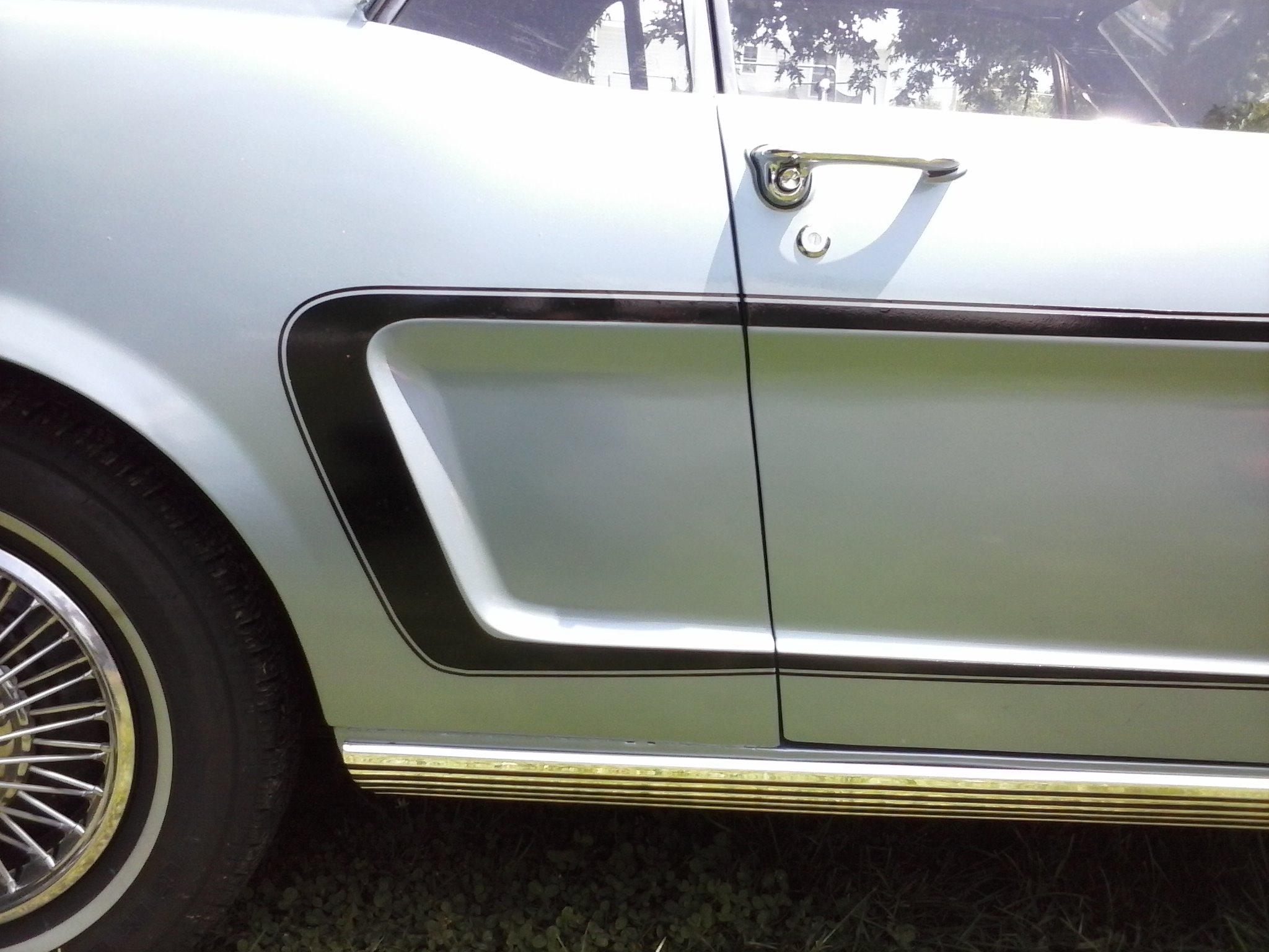 Ford Maverick Door Panel